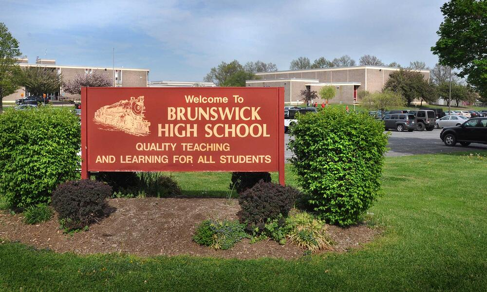 Brunswick High School near Brunswick Crossing New Home Community In Frederick County Maryland
