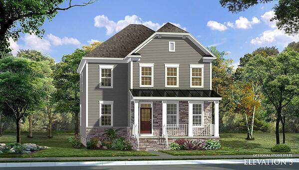 Dan Ryan Homes Presents the Neo-Traditional Collection of Homes at Brunswick Crossing
