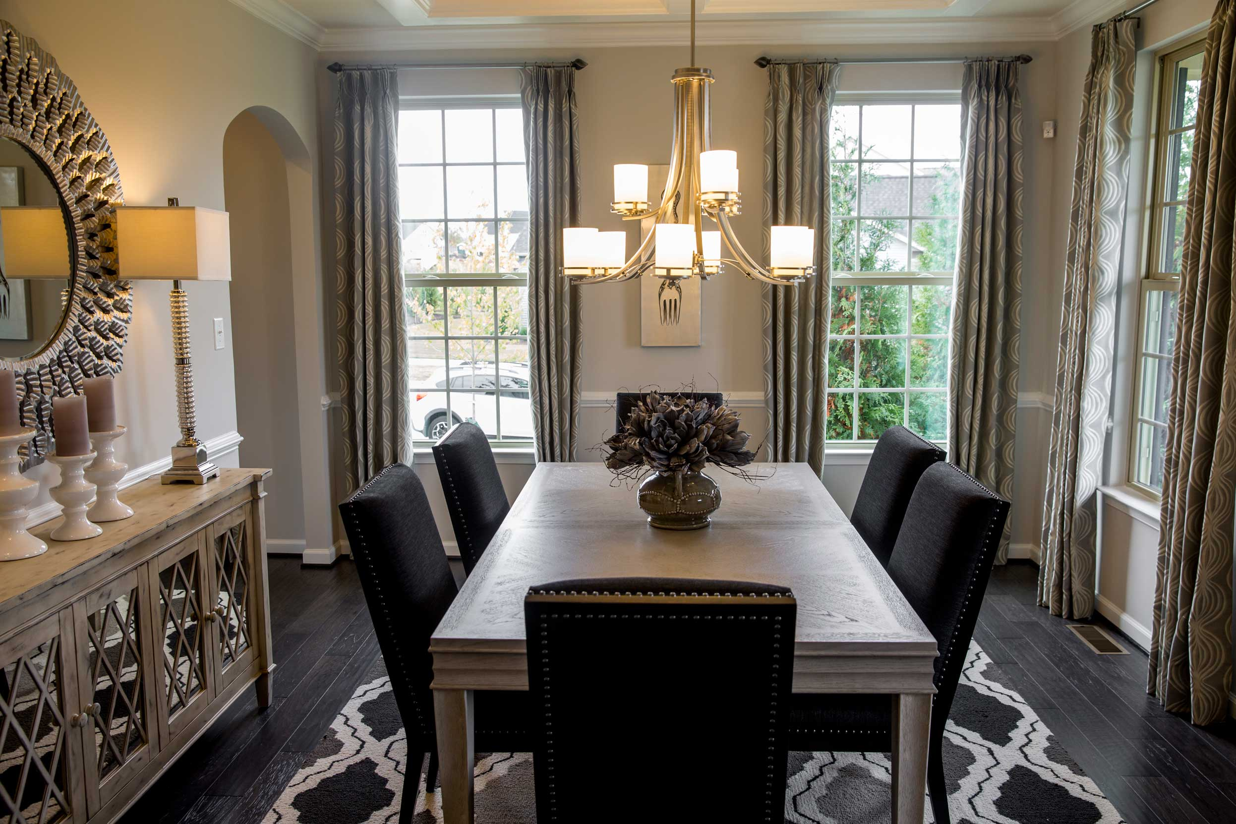 Host your entire family in the Landon's Formal Dining Room