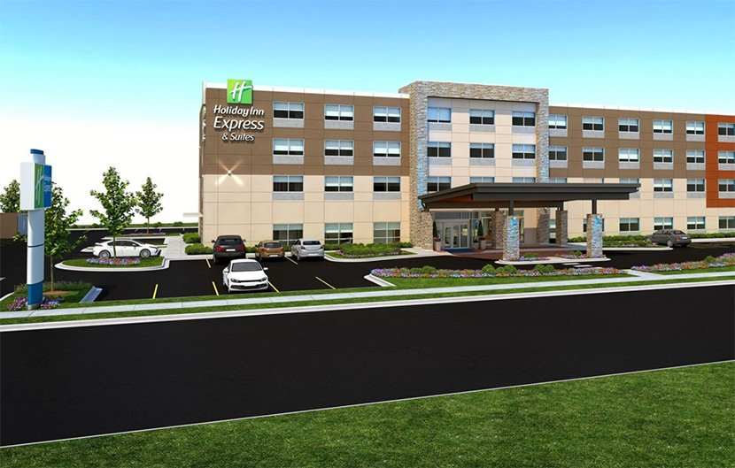 Brunswick Holiday Inn Express