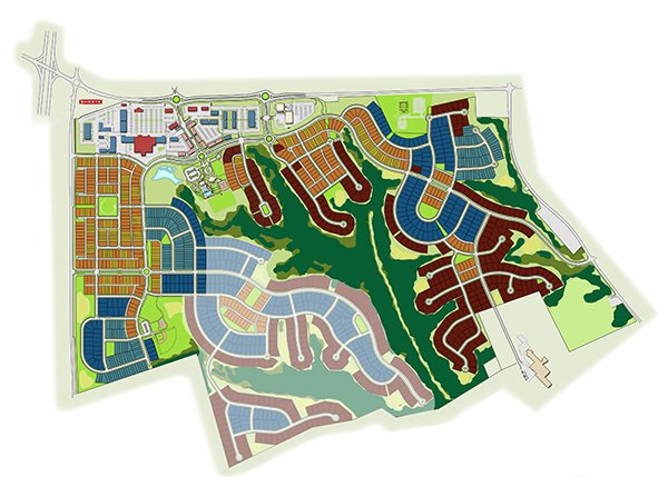 Site Plan Map