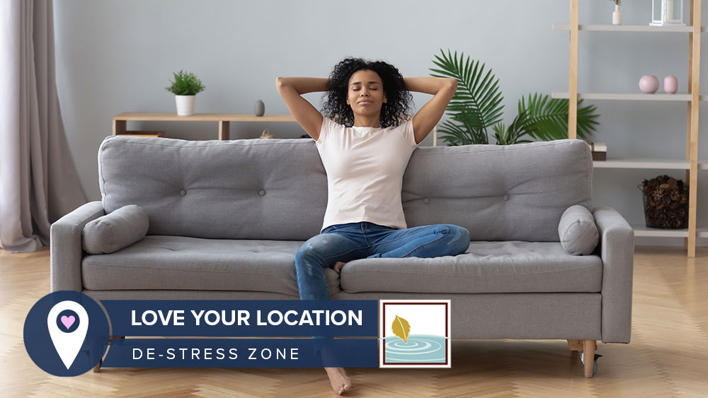 Creating a De-Stress Zone in Your Home