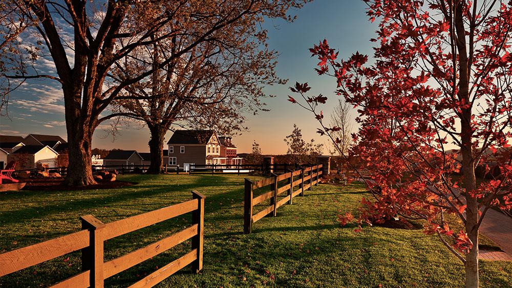 Fall in Brunswick Crossing
