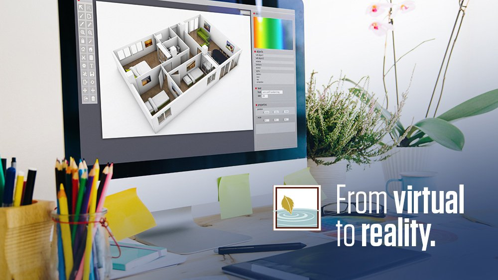 3D Interior Design: Virtual Apps For Your New Construction Home