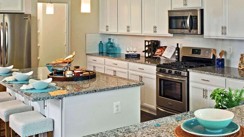 Meet Brunswick Crossing's Newest Model Homes