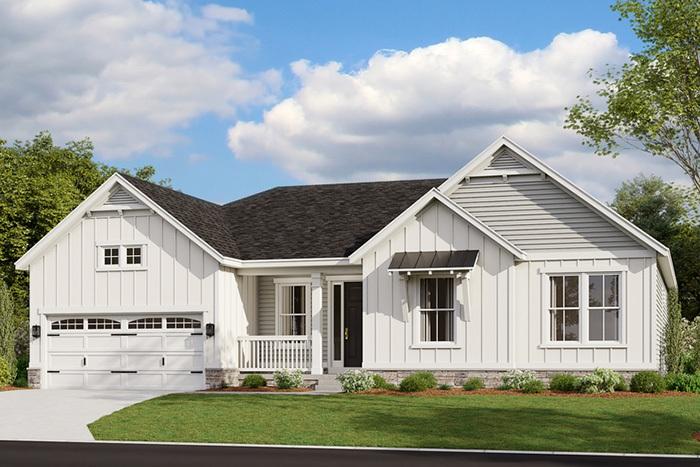 Richmond American Homes - Melody Exterior