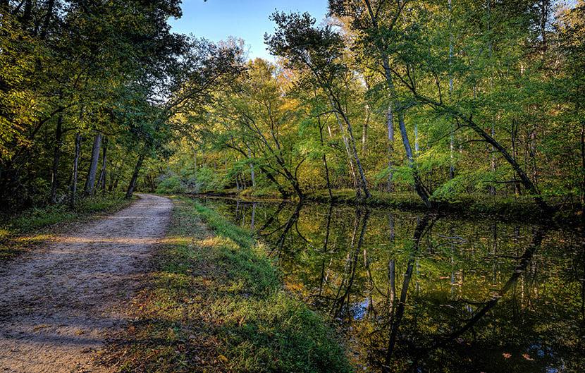 Potomac C&O Canal