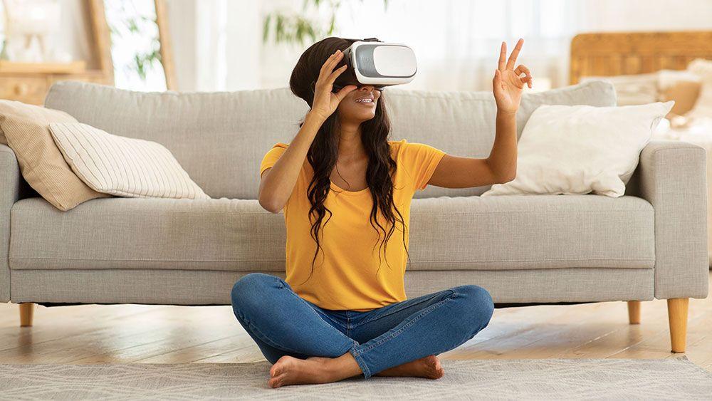 Virtual Reality Home